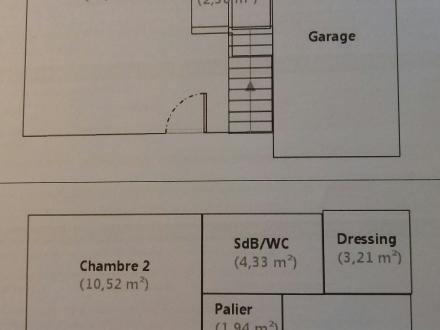 Location Maison 4 pièces Arnouville-lès-Mantes (78790)