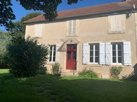 Location Maison de village 3 pièces Donzy (58220)